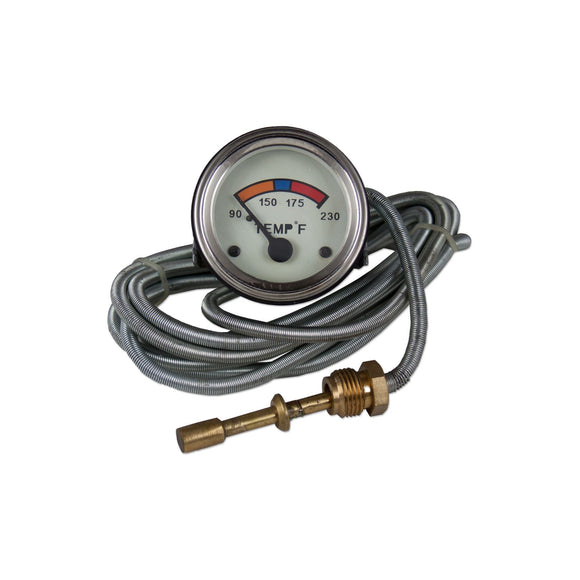 Temperature Gauge (Illuminated) - Bubs Tractor Parts