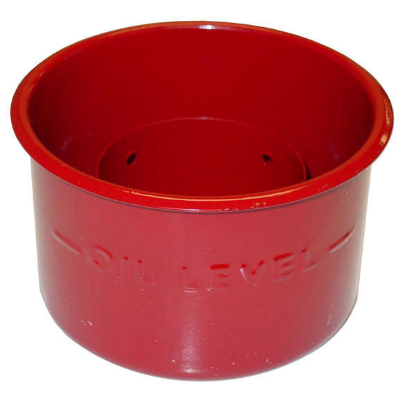 Air Cleaner Oil Cup (Clip-Held) - Bubs Tractor Parts