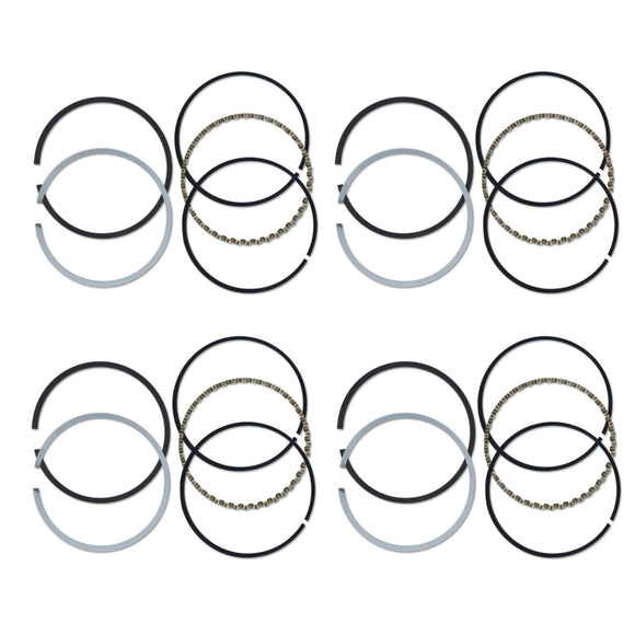 Piston Ring Set 4-Cylinder - Bubs Tractor Parts