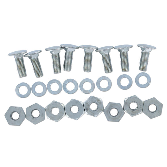 RUNNING BOARD to BRACKET HARDWARE KIT - Bubs Tractor Parts