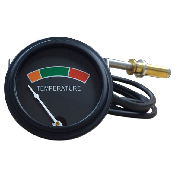 Water Temperature Gauge w/ Bracket