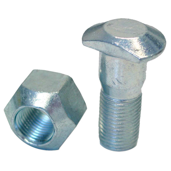 Front Wheel Stud And Nut Assembly - Bubs Tractor Parts