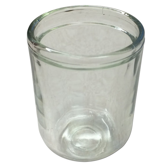 Glass Sediment Bowl - Bubs Tractor Parts