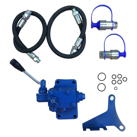 Double Acting Hydraulic Remote Valve Kit