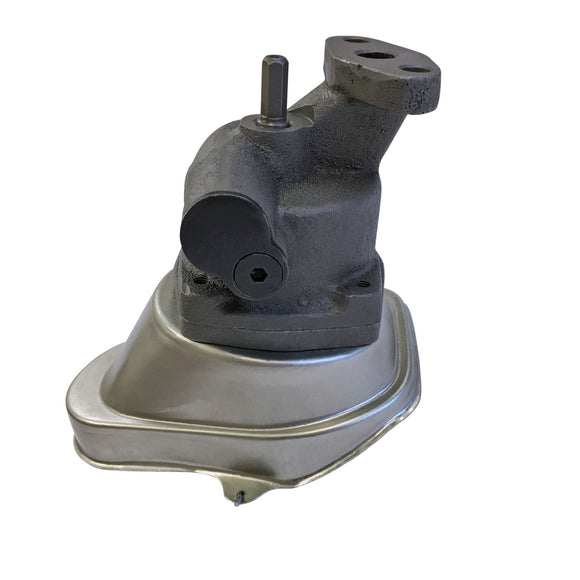 Oil Pump with Sump Screen - Bubs Tractor Parts