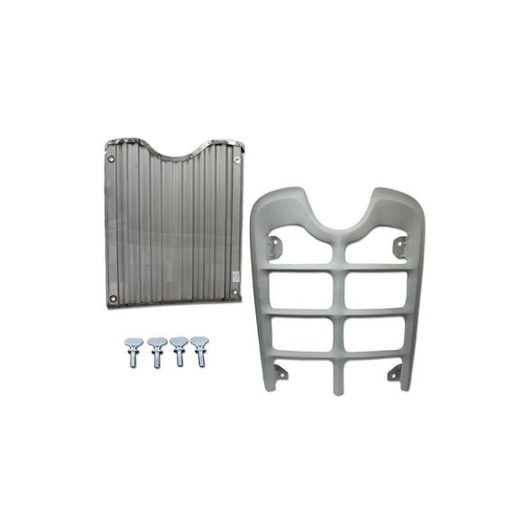 Upper Grille Assembly - Bubs Tractor Parts
