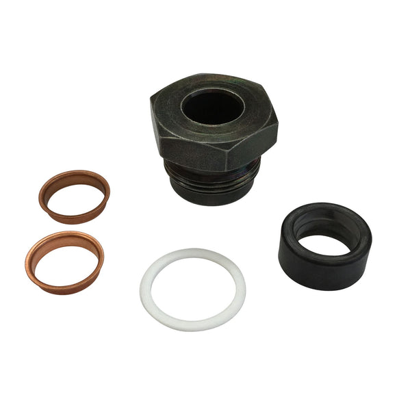 Piston Hydraulic Pump Pressure Tube Nut Assembly - Bubs Tractor Parts