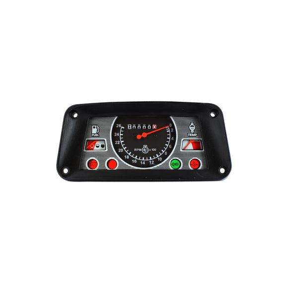 Dash Gauge Cluster Assembly - Bubs Tractor Parts