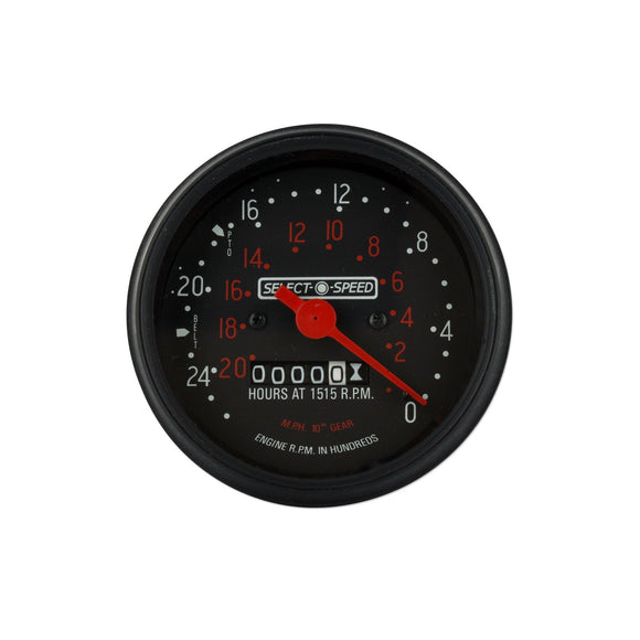Select-O-Speed Tachometer / Proofmeter - Bubs Tractor Parts