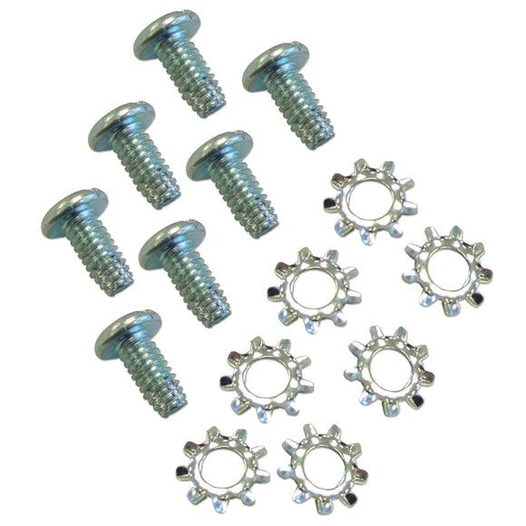 Fan Shroud Screw Kit - Bubs Tractor Parts