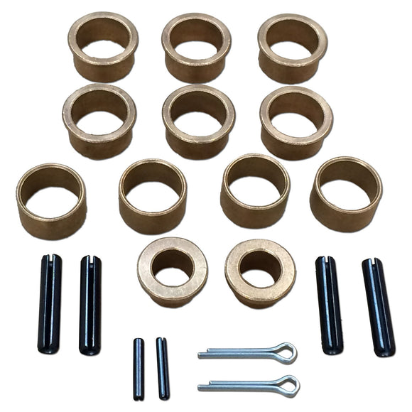 Seat Bushing And Pin Kit - Bubs Tractor Parts