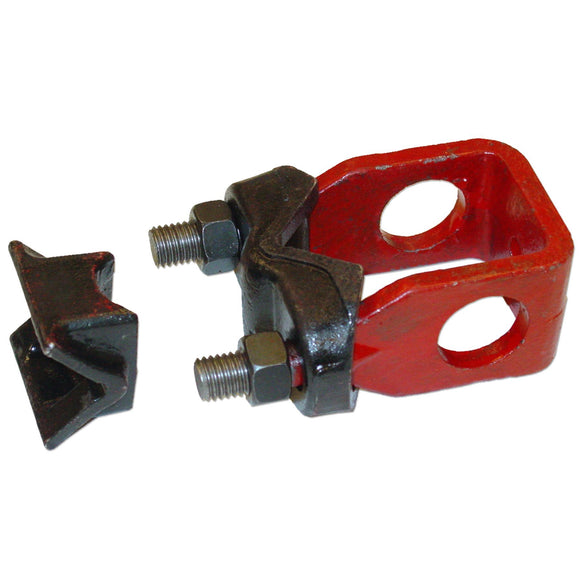 Lay Off Clamp And Wedge Assembly - Bubs Tractor Parts