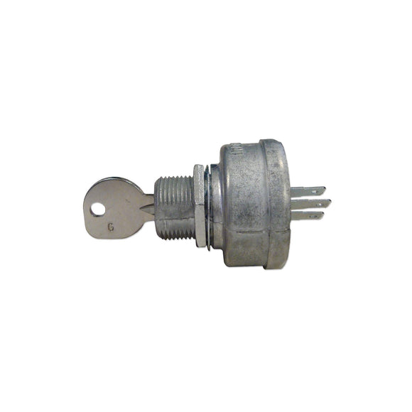 Ignition Switch With One Key (OEM) - Bubs Tractor Parts