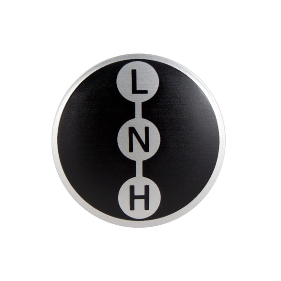 High / Low Insert For Our IHs242 Knob