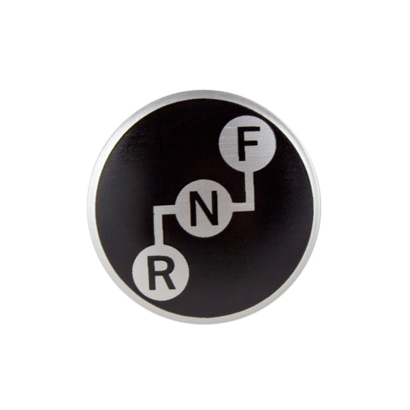 Forward / Reverse Insert For Our IHs242 Knob - Bubs Tractor Parts