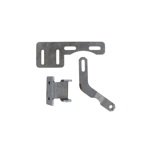Alternator Brackets Only for IHS1246 Kit: Gas/Lp - H, Super H, 300, 350 - Bubs Tractor Parts