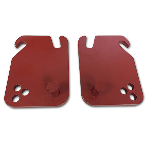 Drawbar End Brackets - Bubs Tractor Parts