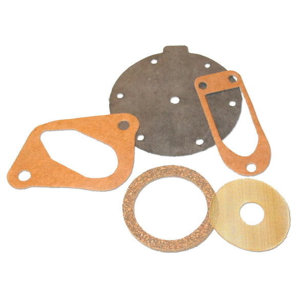 Basic Fuel Pump Repair Kit - Bubs Tractor Parts