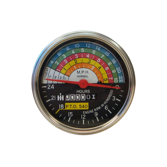 460, 560 (Gas / Dsl) Tachometer - Bubs Tractor Parts