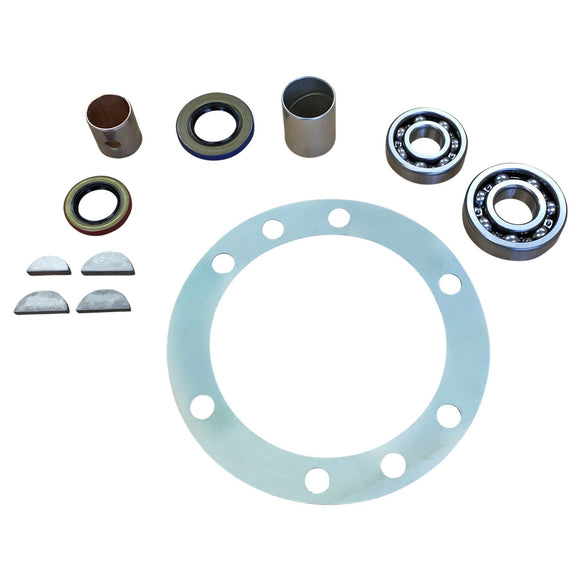 New and Improved! 11-Piece Steering Sector Bushing, Bearing & Seal Kit - Bubs Tractor Parts