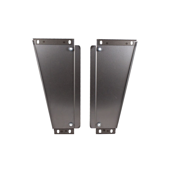 Pair Of Hood Extensions (Also Known As Dog Legs) - Bubs Tractor Parts