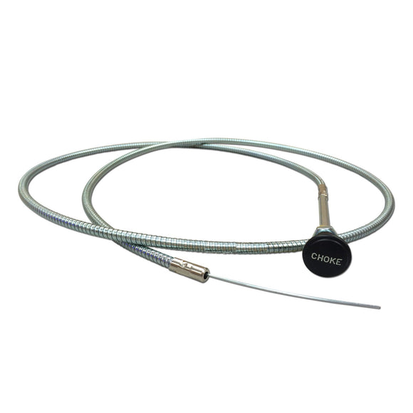 Metal Sheathed Choke Cable - Bubs Tractor Parts