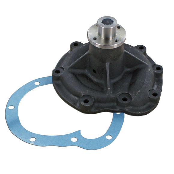 Water Pump with Hub & Gasket - Bubs Tractor Parts