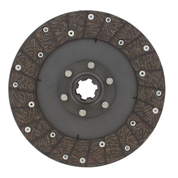 Woven Clutch Disc - Bubs Tractor Parts