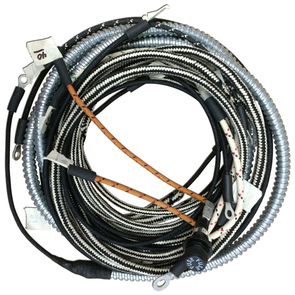 Wiring Harness Kit (For 1 wire 12-volt alternator)