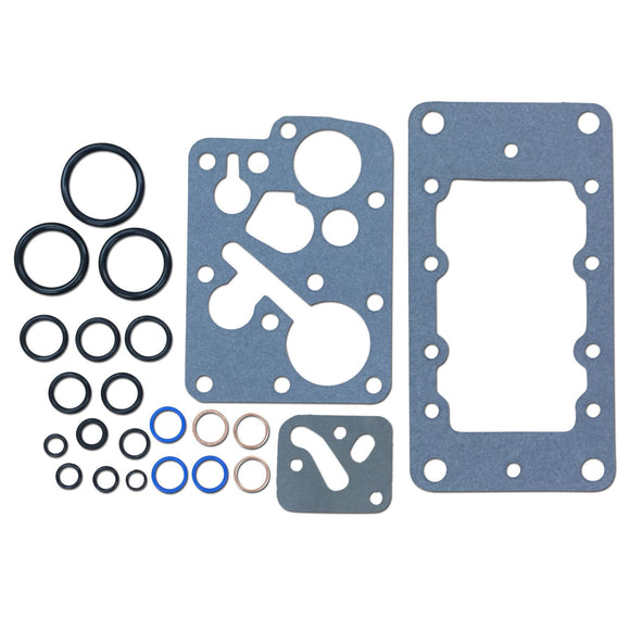 Hydraulic Touch Control Block Gasket and O-Ring Kit - Bubs Tractor Parts