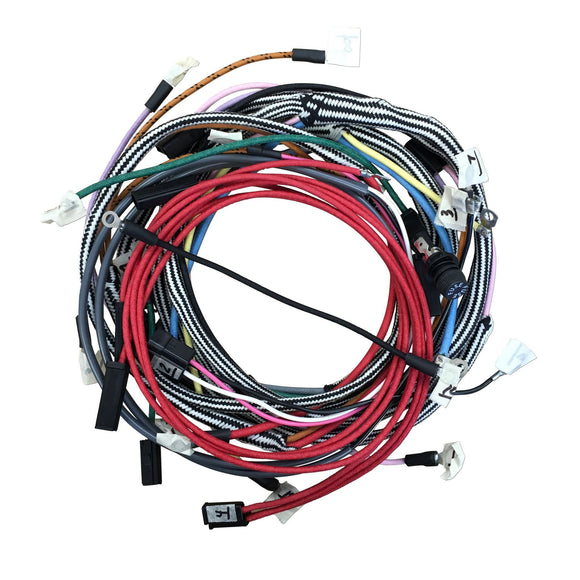 Restoration Quality Wiring Harness - Bubs Tractor Parts