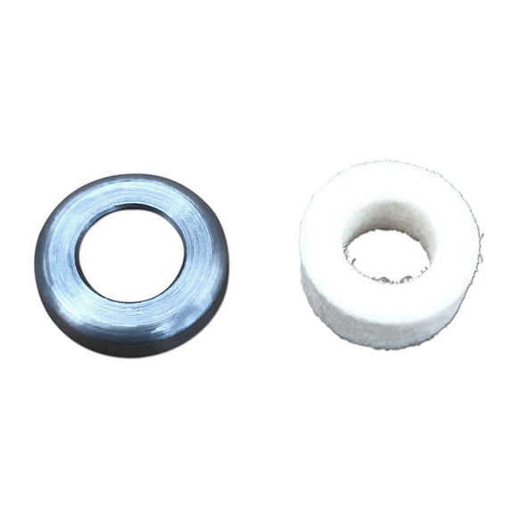 Governor Rockshaft Felt Seal & Retainer