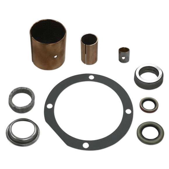 Upper Front Bolster Shaft Repair Kit - Bubs Tractor Parts