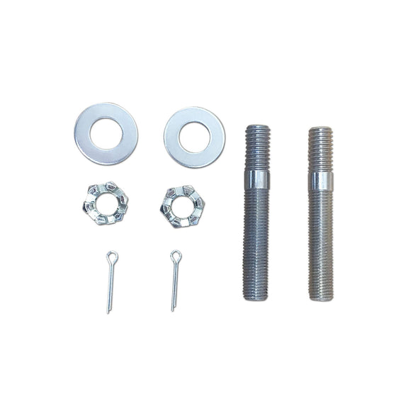 Radiator Stud Mounting Kit, 8 pieces - Bubs Tractor Parts