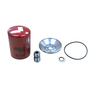 Spin-On Oil Filter Adapter Kit - Bubs Tractor Parts
