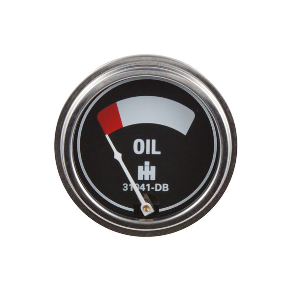 Oil Pressure Gauge (0-45 PSI)