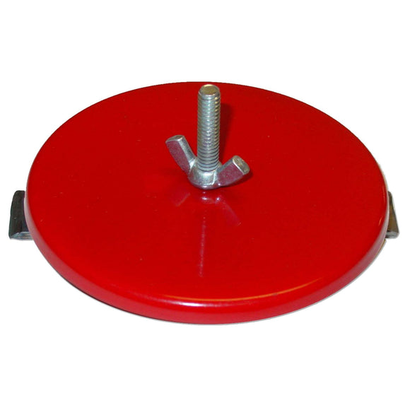 Round Clutch Inspection Plate - Bubs Tractor Parts