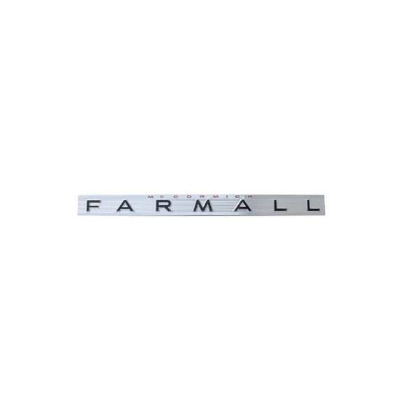Farmall 560 Emblem (Side Emblems)