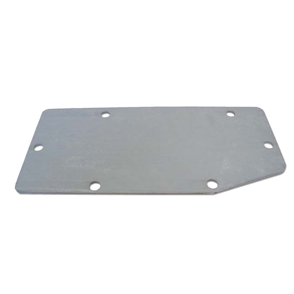 Belt Pulley Block Off Plate - Bubs Tractor Parts