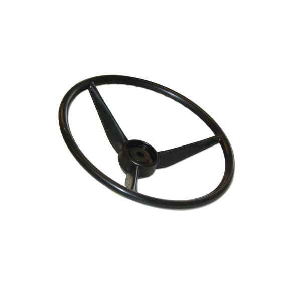 Serviceable Steering Wheel