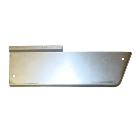 Rear Heat Baffle Shield Left Side - Bubs Tractor Parts