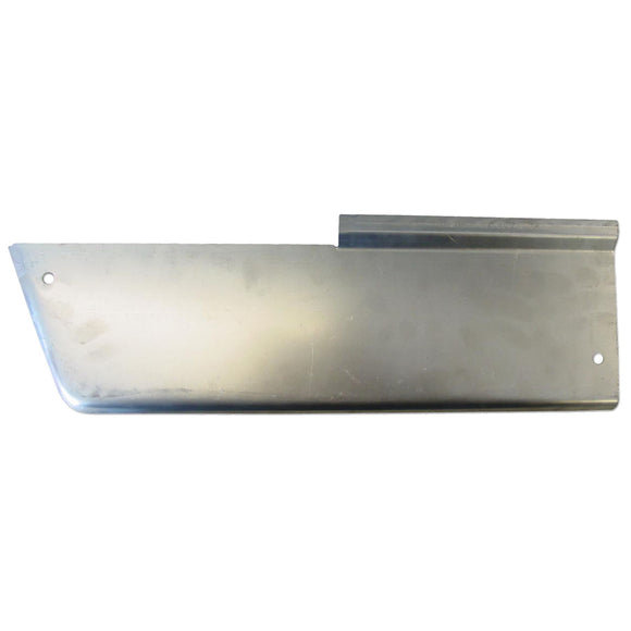 Rear Heat Baffle Shield Right Side - Bubs Tractor Parts