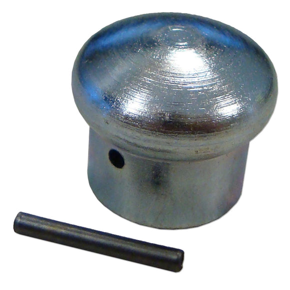 Live PTO Pawl Operating Knob With Roll Pin - Bubs Tractor Parts