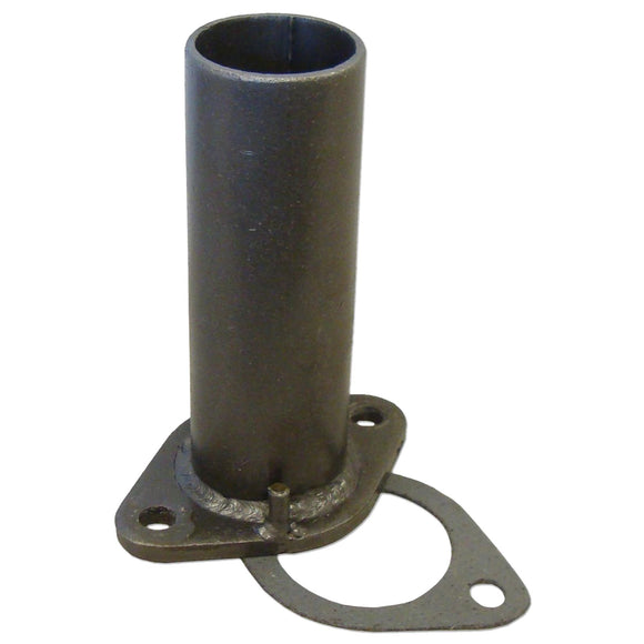 Exhaust Extension Pipe With Gasket - Bubs Tractor Parts
