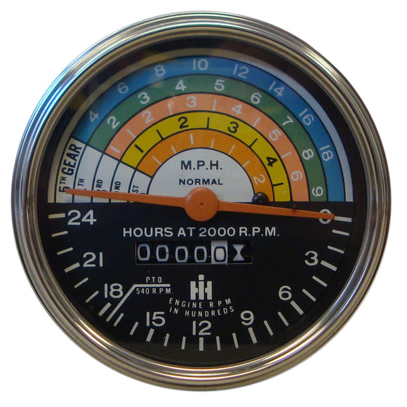 Tachometer - Bubs Tractor Parts