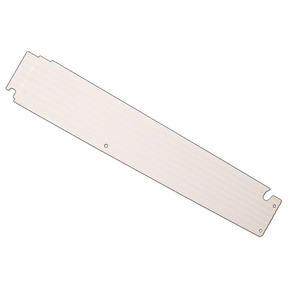 Left Rear Lower Ribbed Side Panel - Bubs Tractor Parts