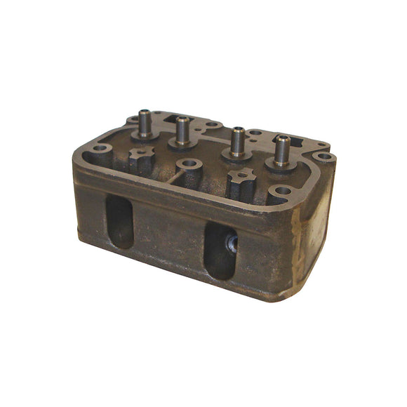 Cylinder Head with Seats and Valve Guides fits JD M, 40, 320, 330 - Bubs Tractor Parts