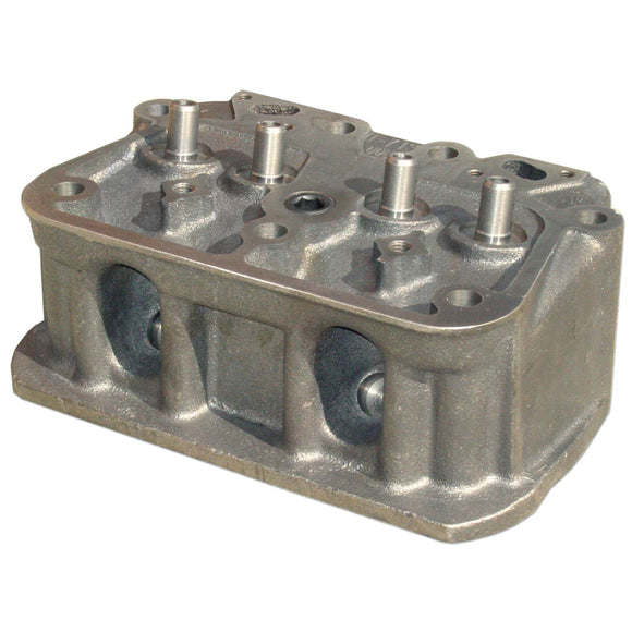 Cylinder Head With Seats And Valve Guides For JD 420, 430 - Bubs Tractor Parts