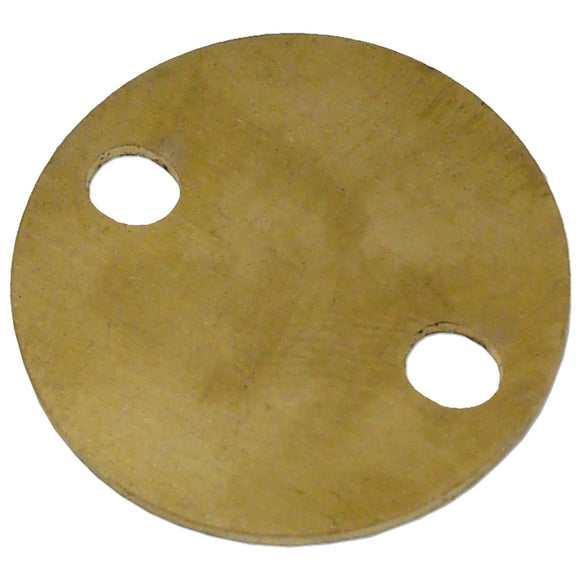 Carburetor Throttle Disc - Bubs Tractor Parts