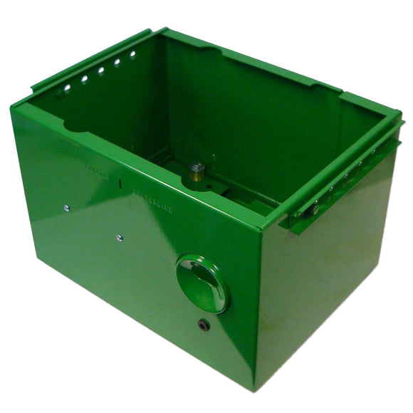 Battery Box Complete With Tray Fits JD A & G -- Excellent Quality! - Bubs Tractor Parts